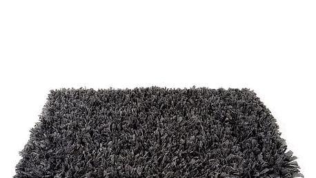 Koberec do koupelny PERU tmavě šedý