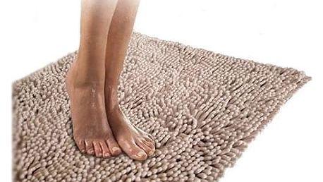 Kvalitní koberec do koupelny béžový