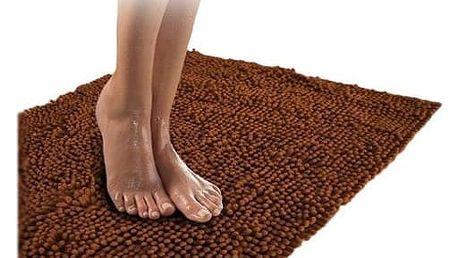 Kvalitní koberec do koupelny caramel