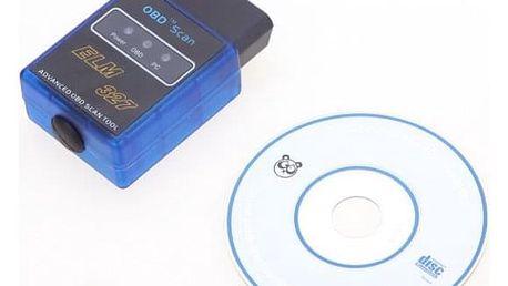 Vylepšená bluetooth autodiagnostika ELM327 V2.1 OBD2 - dodání do 2 dnů
