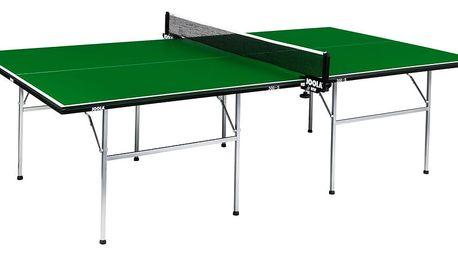 Stůl na stolní tenis Joola 300 S Barva zelená