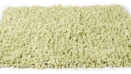 Koberec do koupelny PERU zelený