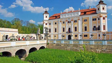 Jižní Morava se vstupem na koupaliště, polopenzí, balíčkem slev + 3. osoba zdarma