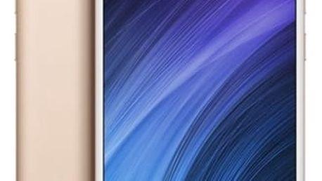 Mobilní telefon Xiaomi Redmi 4A 32 GB CZ LTE (472632) zlatý