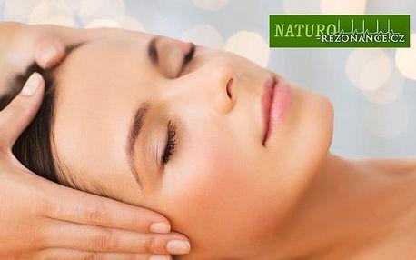 Ájurvédská kosmetická pleťová terapie s masáží v Naturo-rezonanční poradně v Brně