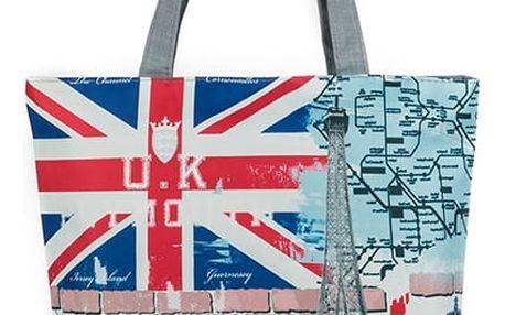 Fashion Icon Plátěná taška velkoměsta London