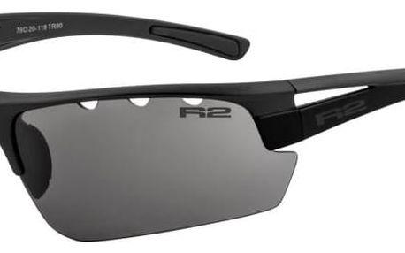 Sportovní sluneční brýle R2 SKINNER XL AT075H černá lesklá XL