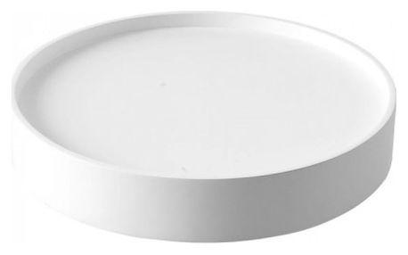 Bílý poklop na puf Softline Drum Small a High - doprava zdarma!