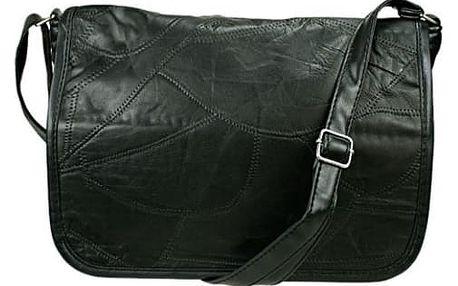 Kvalitní dámská kabelka z pravé kůže AM113