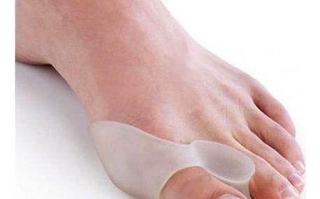 Silikonový srovnávač palce u nohou - 2 ks