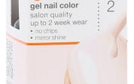 Sally Hansen Salon Gel Polish Step 2 7 ml lak na nehty pro ženy 130 Shell We Dance