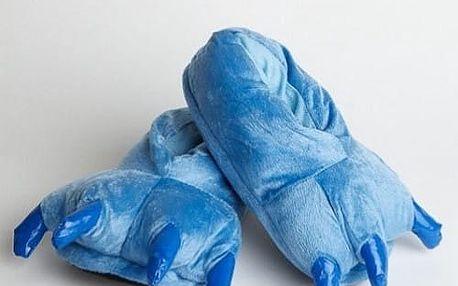 Bačkory Kigu modré
