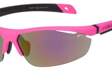 Sluneční brýle Relax Pagalu XS R5326F růžová Uni