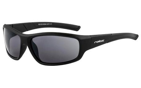 Sluneční brýle Relax Ronu R5372D černá Uni