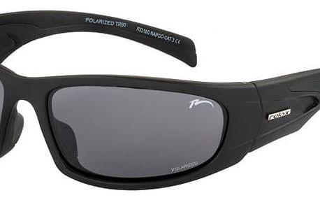 Sluneční brýle Relax Nargo R5318G černá Uni