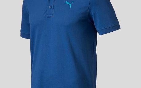 Tričko Puma ESS Pique Polo XXL Modrá