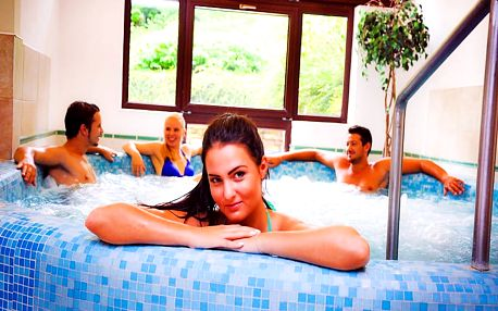 Maďarská Šoproň s neomezeným wellness, fitness a rozšířenou polopenzí