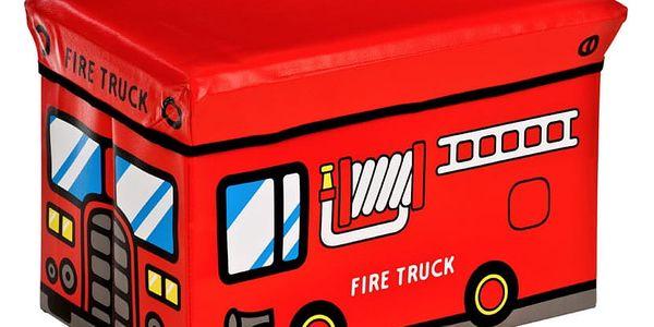 Dětský box Premier Housewares Fire Truck