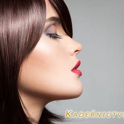 Péče o krátké vlasy, španělský keratin nebo regenerace botoxem v kadeřnictví Evita v Brně
