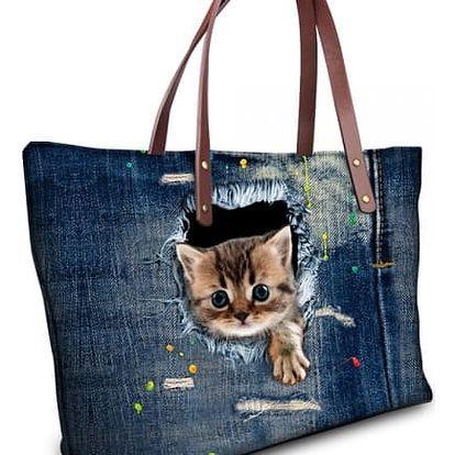 Dámská taška s motivy zvířat v mnoha variantách