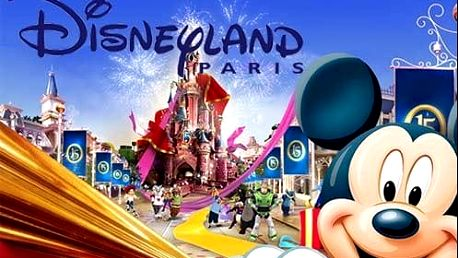 Pohádkový Disneyland a Paříž - 4 denní zájezd s ubytováním a snídaní
