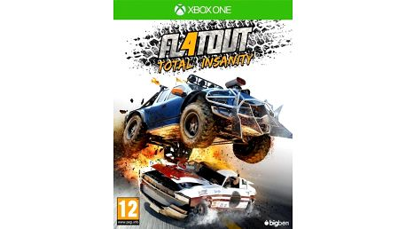 FlatOut 4: Total Insanity (Xbox ONE) - 3499550355567