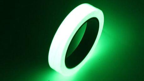 Svítící dekorační lepící páska - 10 m - dodání do 2 dnů