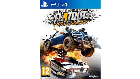 FlatOut 4: Total Insanity (PS4) - 3499550355437