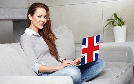 On-line kurz angličtiny s obdržením mezinárodního certifikátu
