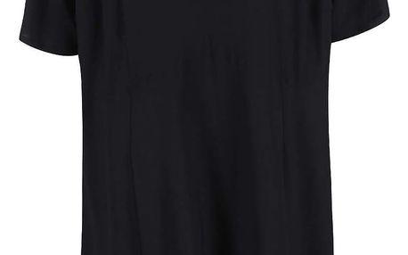 Černé šaty se zvonovou sukní Dorothy Perkins Curve