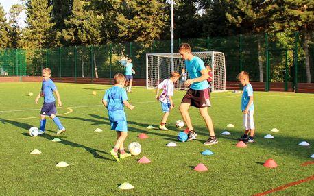 Malý velký šampión: Fotbalové tréninky pro děti
