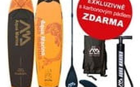 AQUA MARINA Paddle board FUSION (BT-88883) + doprava zdarma