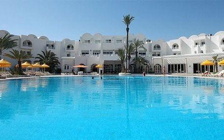 Tunisko - Djerba na 8 dní, all inclusive nebo polopenze s dopravou letecky z Prahy