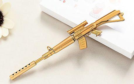 Sada 5 propisek v podobě zbraně - dodání do 2 dnů