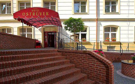 Hotel Ostrůvek*** v Praze se snídaní. Jarní nabídka ubytování pro dva.