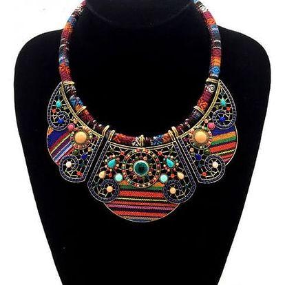 Pestrý dámský náhrdelník - 4 varianty