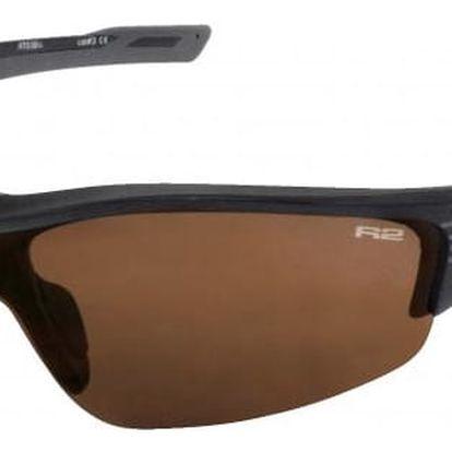 Sportovní sluneční brýle R2 WHEELLER AT038G černá lesklá AT038G