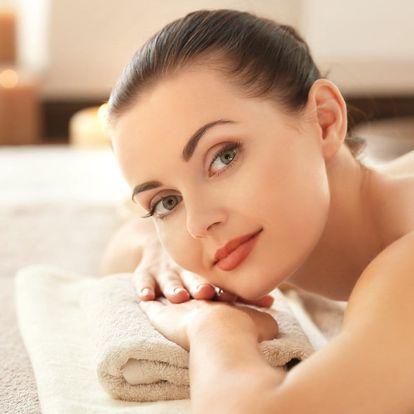50minutová masáž zad a šíje s aromaterapií
