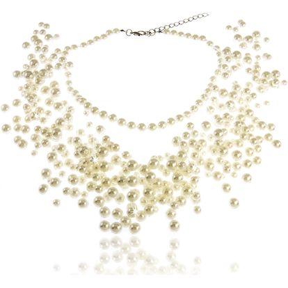Fashion Icon Náhrdelník masivní perličky