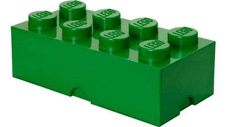 LEGO® Úložný box velikost 4 tmavě zelená