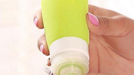 Cestovní lahvička na kosmetiku - více barev a velikostí