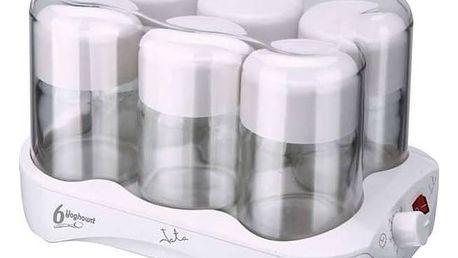 Jogurtovač JATA YG493 bílý + Doprava zdarma