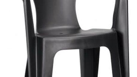 Dante - Židle, highback (černá)