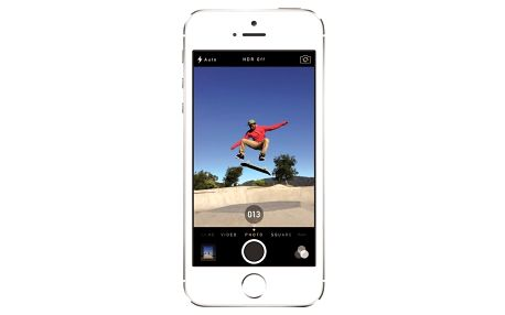 Apple iPhone 5S - 16GB, stříbrná - ME433CS/A