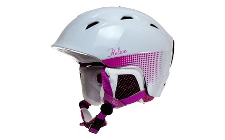Lyžařská & SNB helma Relax VOLCANO RH20D S: 55 - 56