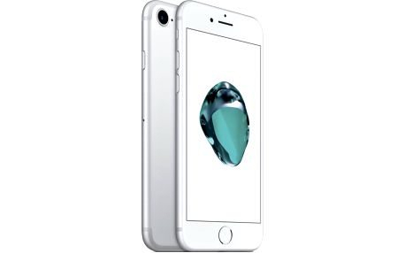 Apple iPhone 7, 256GB, stříbrná - MN982CN/A