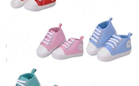 Dětské botičky Baby Sneakers