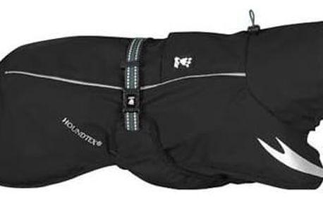 Obleček Hurtta Outdoors Torrent coat 65 cm černý + Doprava zdarma