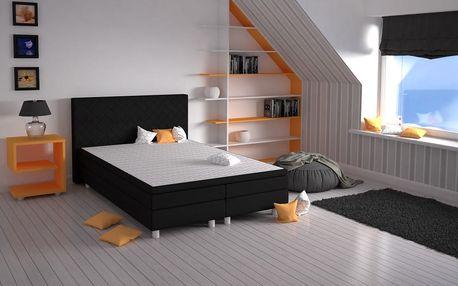 Vysoká americká postel Dream Bed