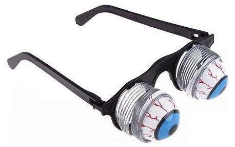 Legrační brýle na maškarní bál